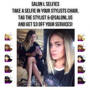 Salon L Selfies